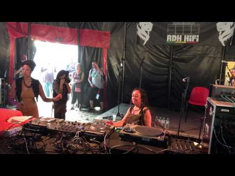 "Sista Habesha @ Dub Camp 2017 - Prince David - ""The Lord is InI Sheperd"" / Ark Aingelle - ""In Awe"" thumbnail"