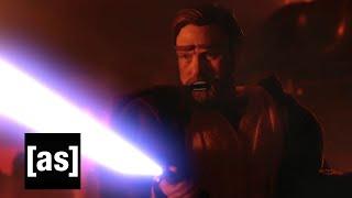 Obi Wan Takes The High Ground   Robot Chicken   Adult Swim