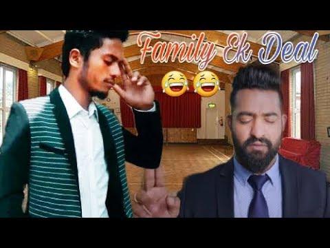 Family Ek deal movie Spoof Hindi_Account...