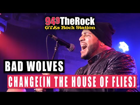 Deftones - Change (In The House Of Flies) [Bad Wolves Acoustic Cover]