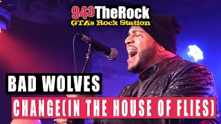 Deftones - Change (In The House Of Flies) [Bad Wolves Acoustic Cover] Video