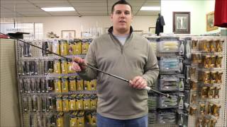 new 2017 g loomis glx spinning rods