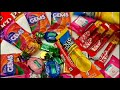 Gambar cover Jolly Rauncher Lollipops unpacking  some lots of candies opening