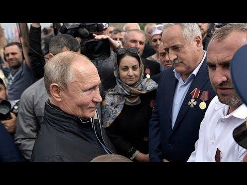 Путин сдержал слово