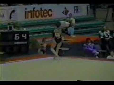 Andrea Molnar FX Euros 1992