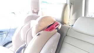 capella s12312i isofix SPS в Lexus GX 470 Toyota prado 120 Детское автокресло группа 1/2/3 9-36 кг