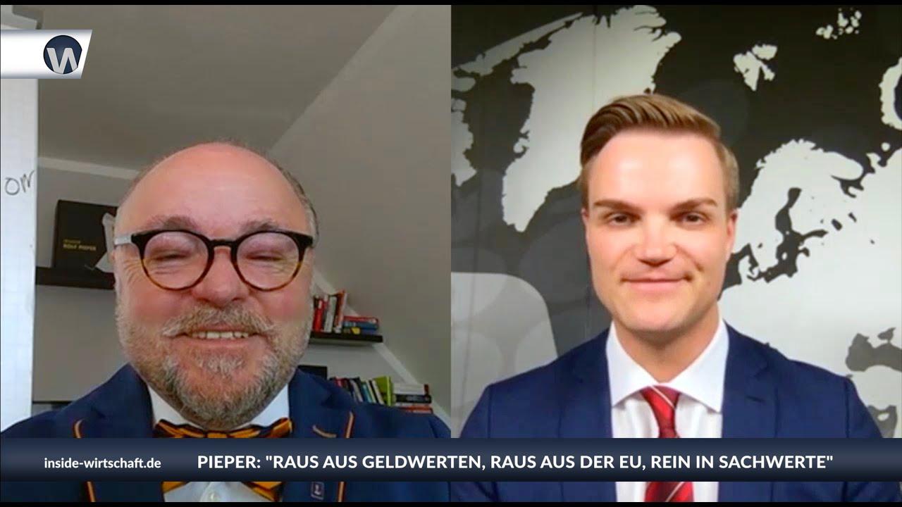 """""""Raus aus Geldwerten, raus aus EU, rein in Sachwerte als Plan B"""" - Gipfel am 9.5."""