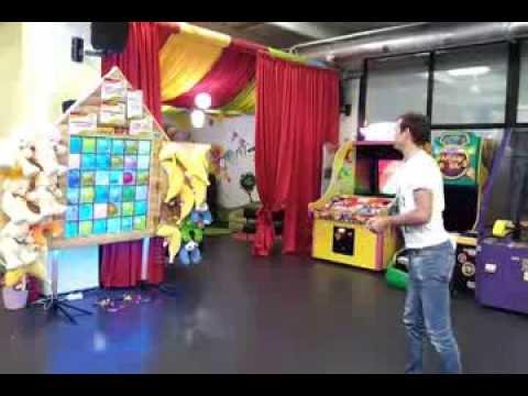 Аттракцион Лопни шарик в развлекательном центре Сюрприз Дримтаун в Киеве