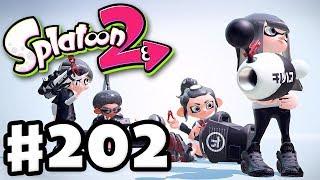 Version 4.1.0! More Toni Kensa! - Splatoon 2 - Gameplay Walkthrough Part 202 (Nintendo Switch)