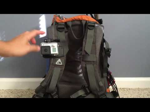 Sametop Backpack Strap Mount for GoPros