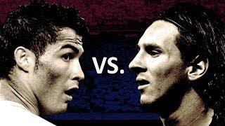 Repeat youtube video Cristiano Ronaldo Vs Lionel Messi - Cup of Life
