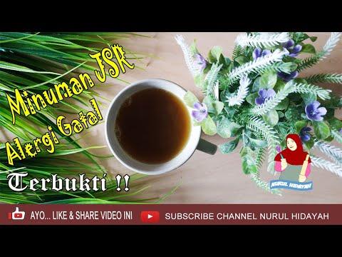 Minuman JSR Resep Dr.zaidul Akbar