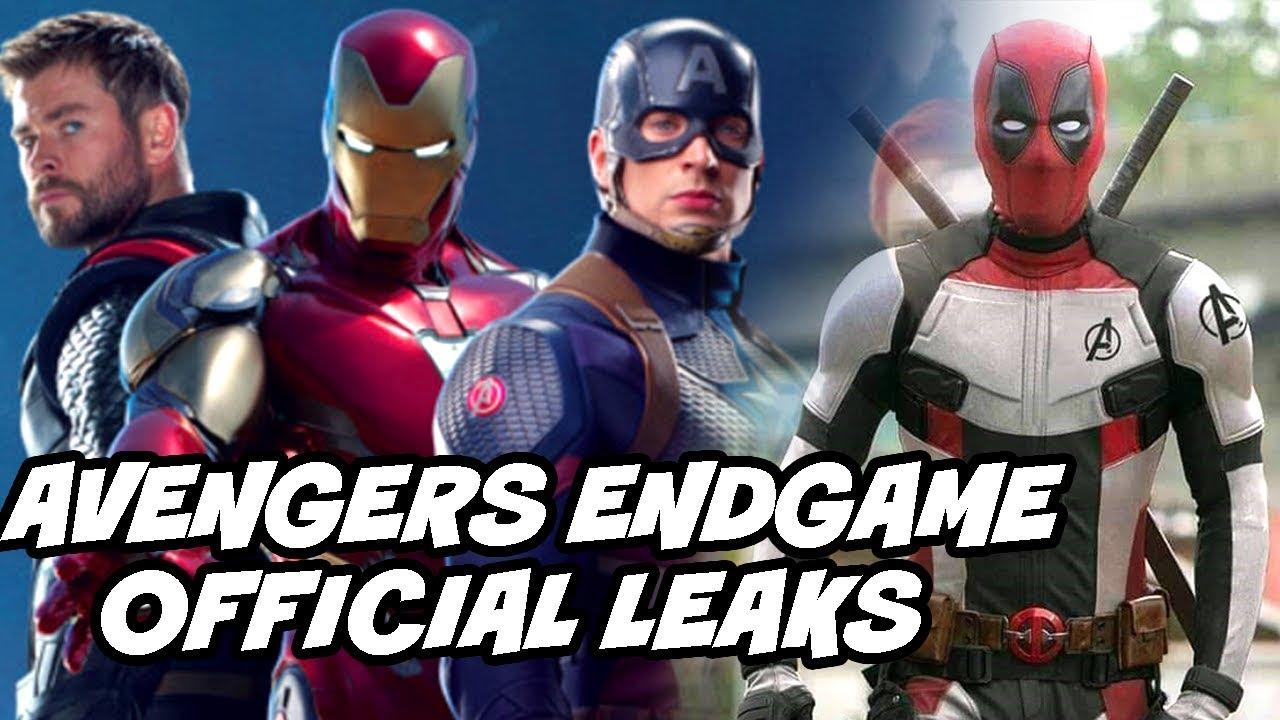 Avengers Endgame First Official Poster Teaser Breakdown Hindi