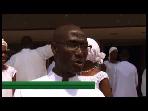 Religion/Yamoussoukro : Prière pour la paix en Côte d'Ivoire