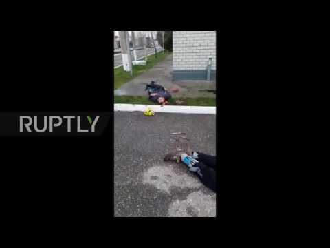 Russia: Six militants killed after attack against National Guard base repelled