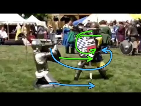 Medieval Combat Video Review: Duke Sven vs. Avery,