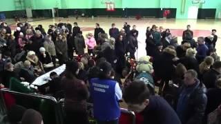 В Нефтеюганске попрощались с жертвами крупной автоаварии
