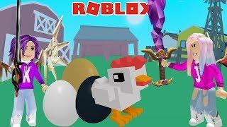 IS THIS A CHICKEN KILLING SIMULATOR? 🐔/ Roblox: Egg Farm Simulator 🥚