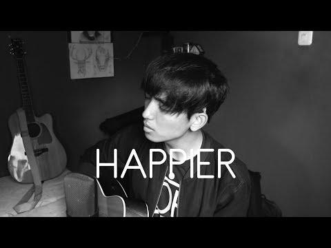 Ed Sheeran - Happier (Cover by Reza Darmawangsa)