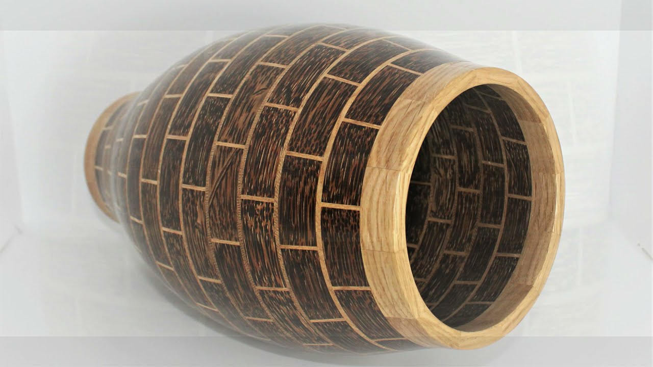 Download Woodturning - Black Palm (The Coolest grain)