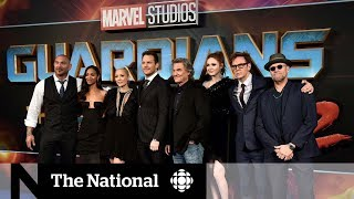 Guardians of the Galaxy cast supports James Gunn | The Pop Culture Panel thumbnail