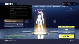FORTNITE NEW SKINS IN ITEM SHOP-LADY DARK VOYAGER COMING SOON MAX TIER MAX LEVEL 500+WINS