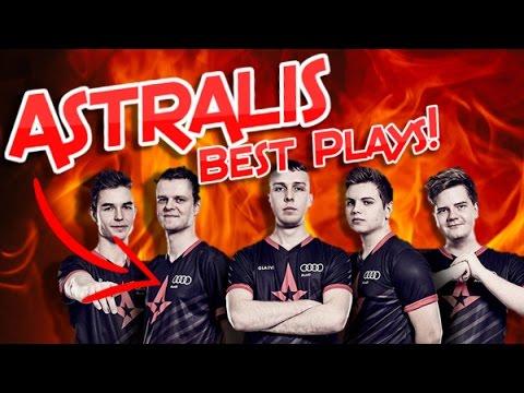 CS:GO - Best of Astralis - March 2017
