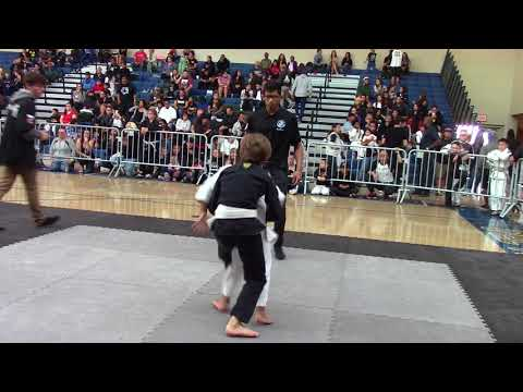 November 5th 2017 Grappling X Jiu Jitsu San Diego Mat 4 Match 14 Part 2