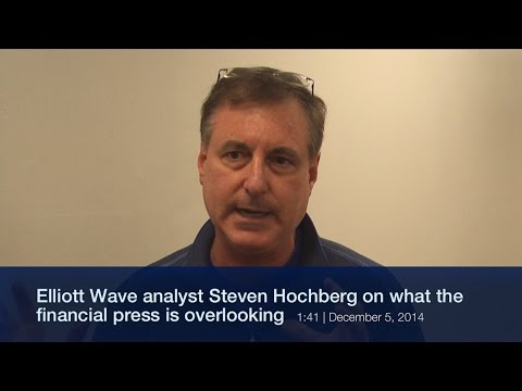 Elliott Wave analyst Steven Hochberg on what the financial p