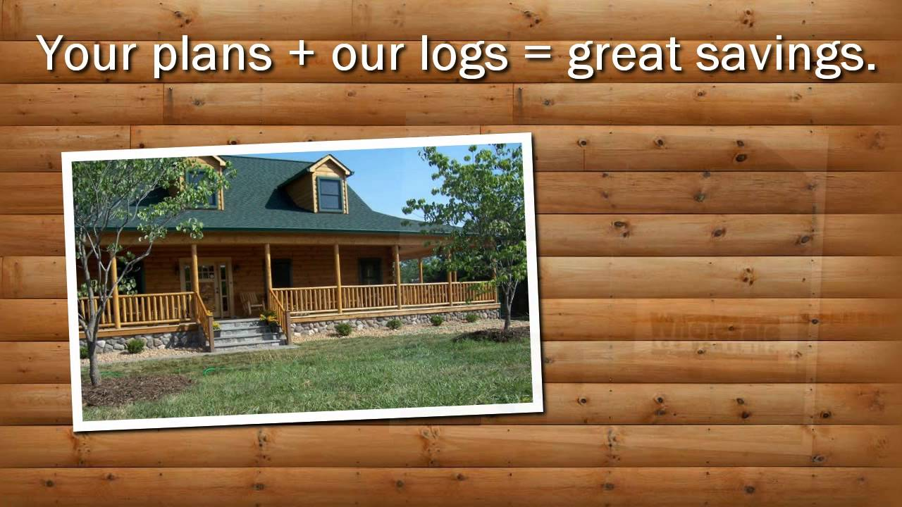 Log Homes Log Cabins Buy Your Logs Wholesale Save