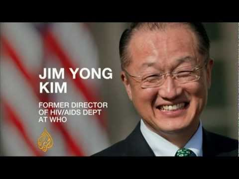 World Bank names US doctor as new president