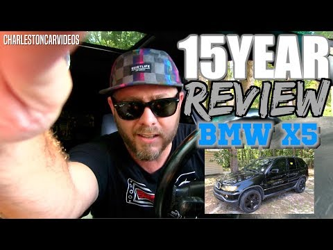 Here's a Tour of a Nasty Old BMW X5 - 15 Years Later Review w/Chad Dolbier