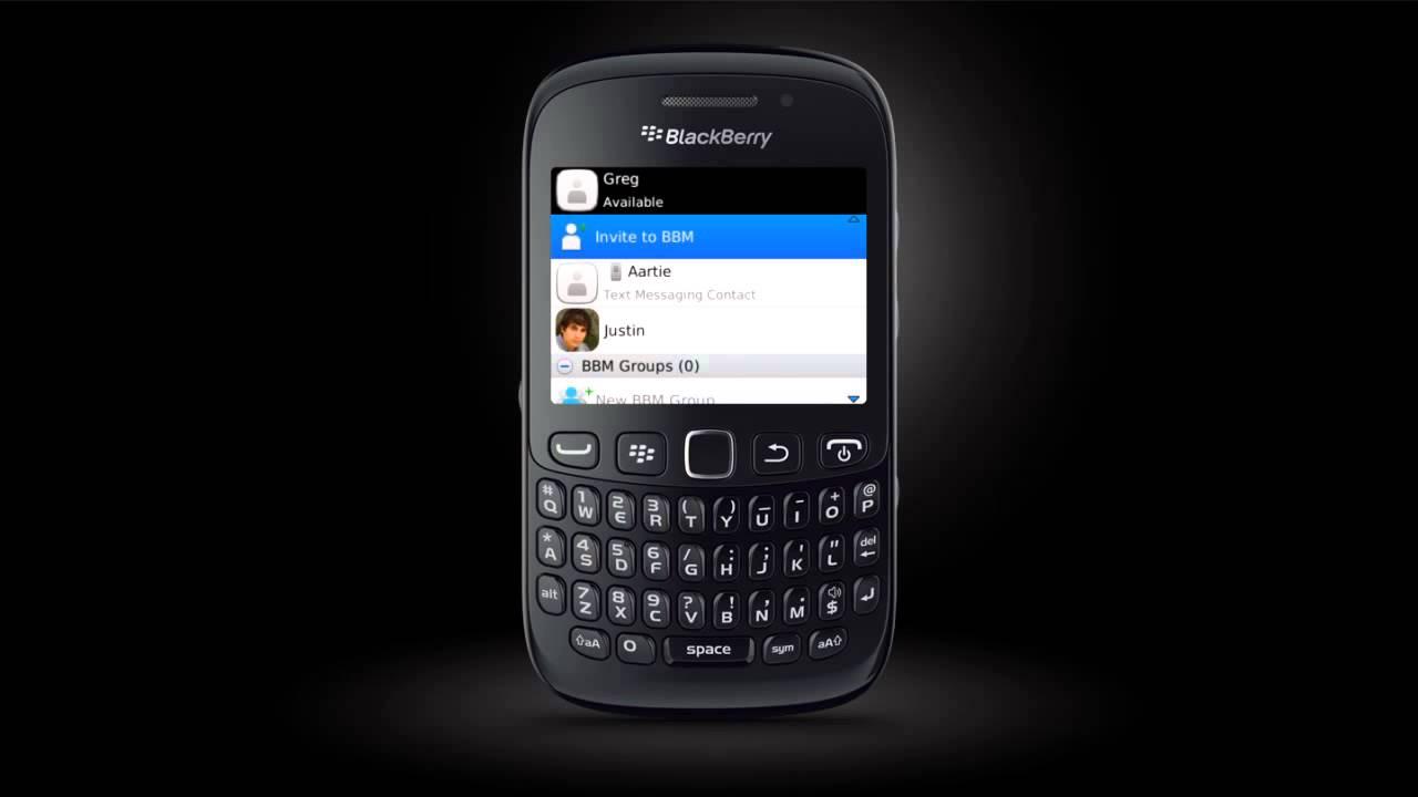 Black Berry Messenger dating