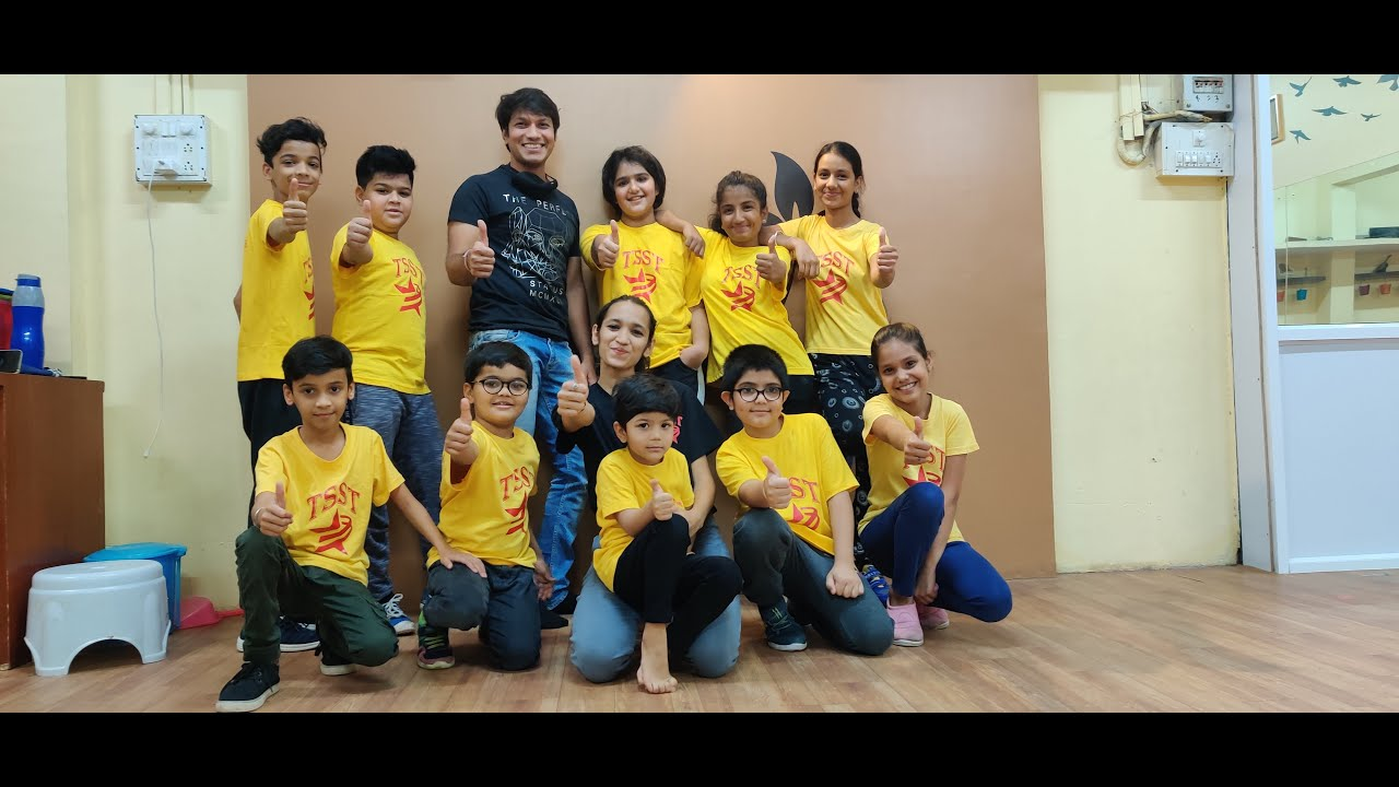 #TSST #KidsDanceBatch K6 #RajLunkad #TwinklingStarsStudio