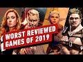 Download Video The Worst Reviewed Games of 2019 MP4,  Mp3,  Flv, 3GP & WebM gratis