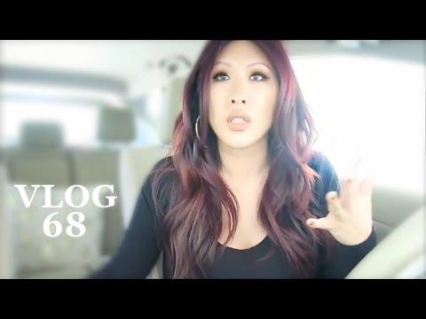 VLOG 68 :: Eye Creams, Primers, Allergies, Chinese Grocery, Nurse Jackie