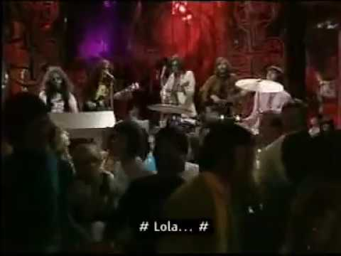 THE KINKS LOLA BBC-Top of the Pops -1970