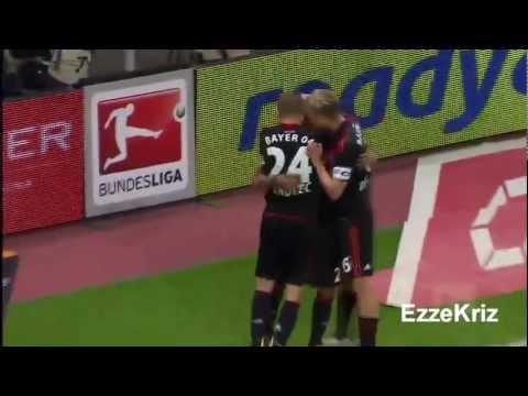Arturo Vidal Juventus - Bayer Leverkusen 2011 HD
