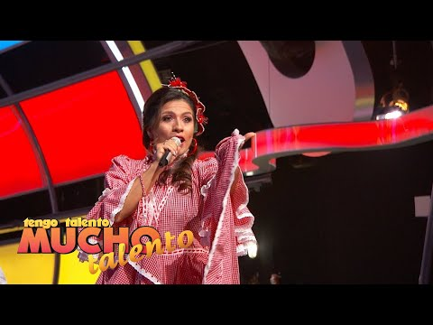 "Patricia Padilla ""La Pollera Colorá"" - TTMT 18 Semifinal 3"