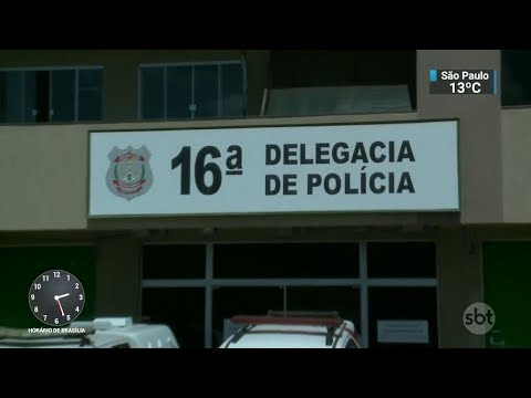 Polícia prende integrantes de quadrilha de torturadores no DF | SBT Notícias (16/08/18)