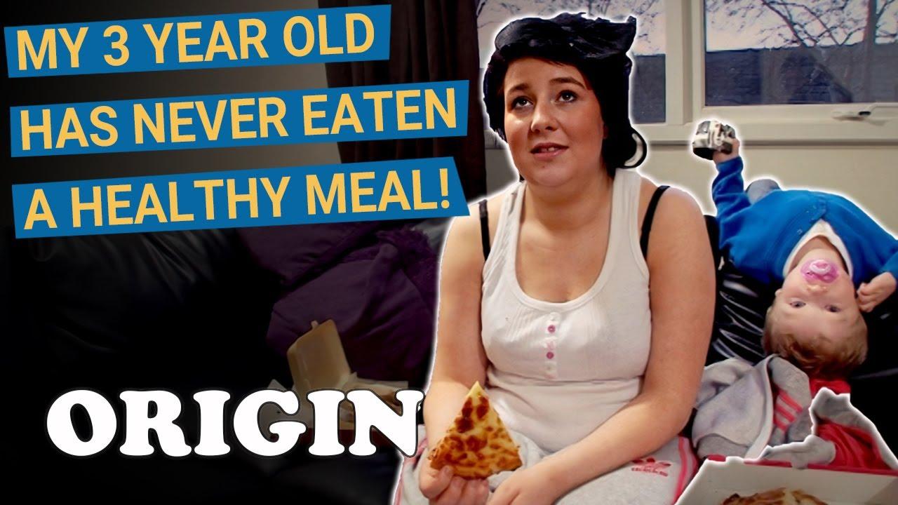 Raising Kids on Junk Food   Full Documentary   Fast Food Baby