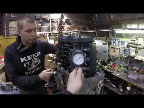 Как не нужно (или нужно) измерять компрессию на 2Т моторе