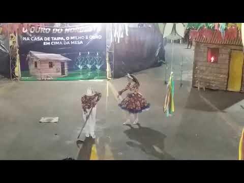 Junina Os Exagerados - Buritirama 2019