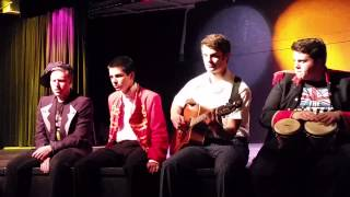 Adam Walmsley and Friends at Reed High School Beatles Tribute
