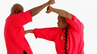 Drawing the Bow of 18 Hands Techniques | Shaolin Kung Fu