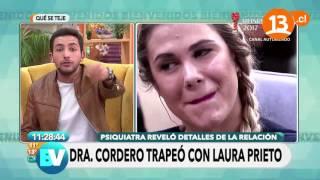Doctora Cordero criticó duramente a Laura Prieto   Bienvenidos