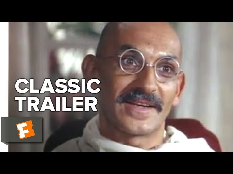 Gandhi (1982) Trailer #1 | Movieclips Classic Trailers