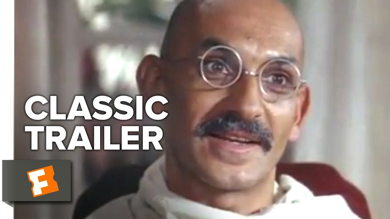 gandhi movie synopsis