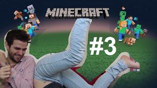 MINECRAFT #3 - CHELXIE ROULE SUR SKYYART! - BLIND BAG Sky et Chelxie Gameplay fr