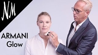 Glowing Makeup Tutorial with Giorgio Armani Makeup | Neiman Marcus